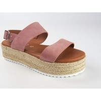 Sapatos Mulher Sandálias Csy Sandália de senhora CO & SO 23021 rosa Rosa