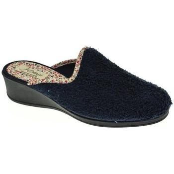 Sapatos Mulher Chinelos Pinturines 3244 Azul