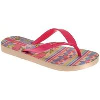 Sapatos Rapariga Chinelos Rider 82773 Rosa