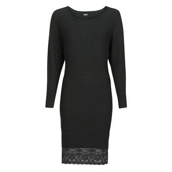 Textil Mulher Vestidos curtos Guess CELINE Preto