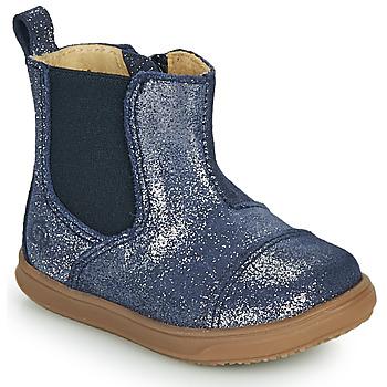 Sapatos Rapariga Botas baixas Citrouille et Compagnie FEPOL Marinho