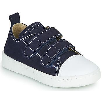 Sapatos Rapaz Sapatilhas Citrouille et Compagnie NADIR Marinho