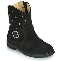 Sapatos Rapariga Botas baixas Citrouille et Compagnie NESTI Preto