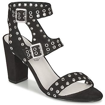 Sapatos Mulher Sandálias Les Petites Bombes GLAILEUL Preto