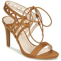 Sapatos Mulher Sandálias Les Petites Bombes MACHA Camel