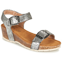 Sapatos Mulher Sandálias Les Petites Bombes NARCISS Prata