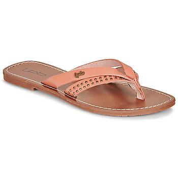 Sapatos Mulher Sandálias Les Petites Bombes PETRA Rosa