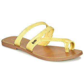 Sapatos Mulher Chinelos Les Petites Bombes TEXANE Castanho
