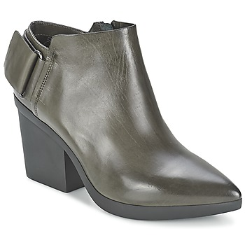 Sapatos Mulher Botas baixas Vic REVEBE Cinza