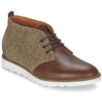 Sapatos Homem Botas baixas Wesc DESERT BOOT Castanho