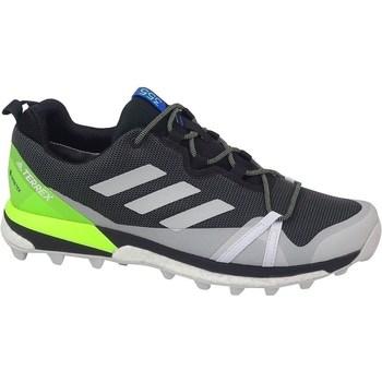 Sapatos Homem Sapatos de caminhada adidas Originals Terrex Skychaser LT Gtx Cinzento, Verde claro, Grafite