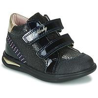 Sapatos Rapariga Sapatilhas de cano-alto Pablosky 87529 Marinho