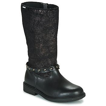 Sapatos Rapariga Botas Pablosky 488012 Preto