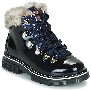 Sapatos Rapariga Botas baixas Pablosky 489629-J Azul