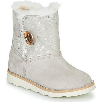 Sapatos Rapariga Botas baixas Pablosky 491506 Cinza