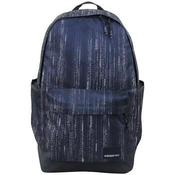 Malas Mochila adidas Originals BP Daily Aop Azul marinho