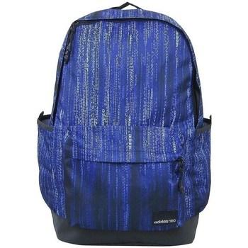 Malas Mochila adidas Originals BP Daily Aop Azul