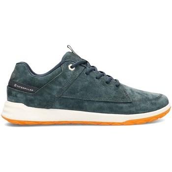 Sapatos Homem Sapatilhas Caterpillar Quest Verde