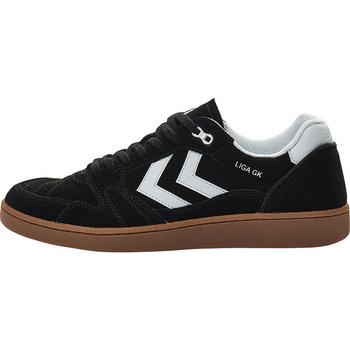 Sapatos Multi-desportos Hummel Baskets  liga gk noir