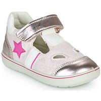 Sapatos Rapariga Sandálias Primigi  Rosa