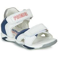 Sapatos Rapaz Sandálias Primigi  Branco