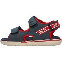 Sapatos Rapaz Sapatos aquáticos Levi's - Vista blu VSAN0010S-0040 BLU