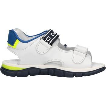 Sapatos Rapaz Sapatos aquáticos Balducci - Sandalo bianco FOR1850 BIANCO