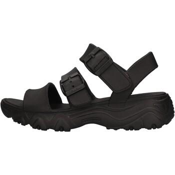 Sapatos Mulher Sandálias Skechers - D'lites nero 111061 BBK NERO
