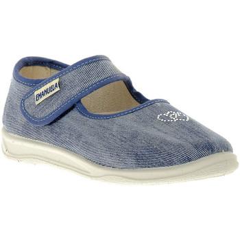 Sapatos Rapariga Sabrinas Emanuela JEANS SANDALO Blu