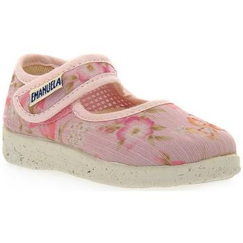Sapatos Rapariga Sandálias Emanuela ROSA SANDALO Rosa