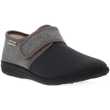 Sapatos Homem Chinelos Emanuela GRIGIO PANTOFOLA Grigio