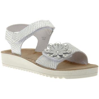 Sapatos Rapariga Sandálias Grunland BIANCO 70GRIS Rosa
