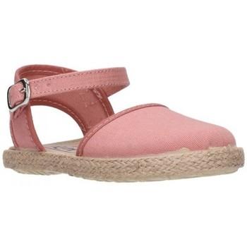 Sapatos Rapariga Alpargatas Batilas 45801 antique Niña Gris rose