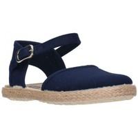 Sapatos Rapariga Alpargatas Batilas 45801 Niña Azul marino bleu