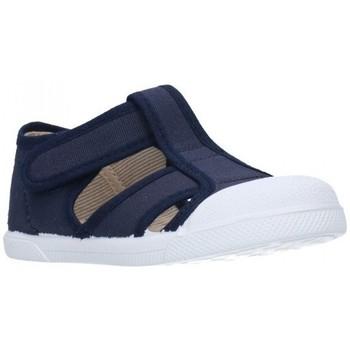 Sapatos Rapaz Sandálias Batilas 801/123 Niño Azul marino bleu