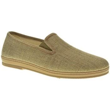 Sapatos Homem Slip on Cesmony 350 Marrón