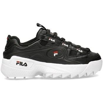 Sapatos Mulher Sapatilhas Fila Dformation Wmn Preto