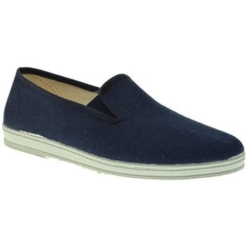 Sapatos Homem Slip on Cesmony 650 Azul