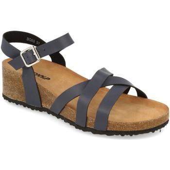 Sapatos Mulher Sandálias Tony.p BQ02 Azul