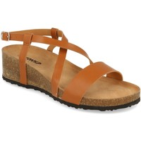 Sapatos Mulher Sandálias Tony.p BQ03 Camel