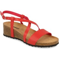 Sapatos Mulher Sandálias Tony.p BQ03 Rojo