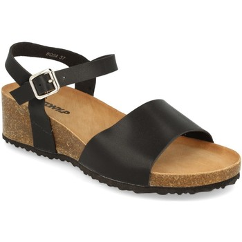 Sapatos Mulher Sandálias Tony.p BQ04 Negro