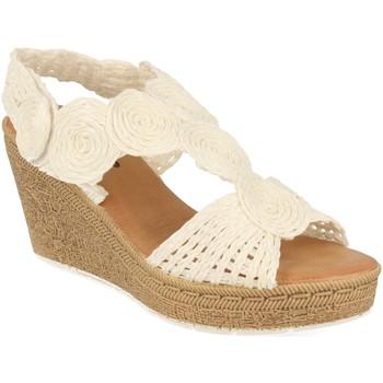 Sapatos Mulher Sandálias Tony.p BQ12 Blanco
