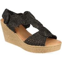 Sapatos Mulher Sandálias Tony.p BQ12 Negro