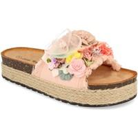 Sapatos Mulher Chinelos Ainy LSS-19 Rosa