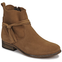 Sapatos Mulher Botas baixas Betty London NENESS Camel