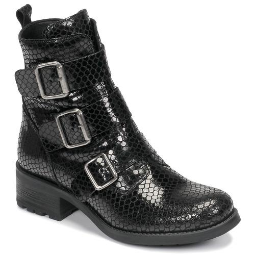 Sapatos Mulher Botas baixas Betty London NANISS Preto