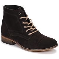 Sapatos Mulher Botas baixas Betty London FOLIANE Castanho