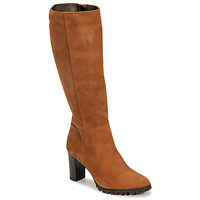 Sapatos Mulher Botas Betty London NOEME Camel