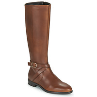 Sapatos Mulher Botas Betty London NILOU Camel